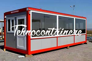 pret container metalic